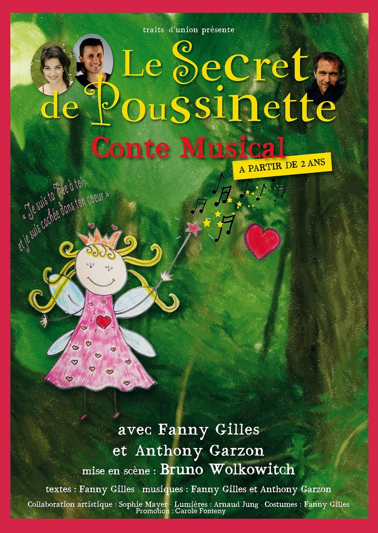 Le spectacle de Poussinette
