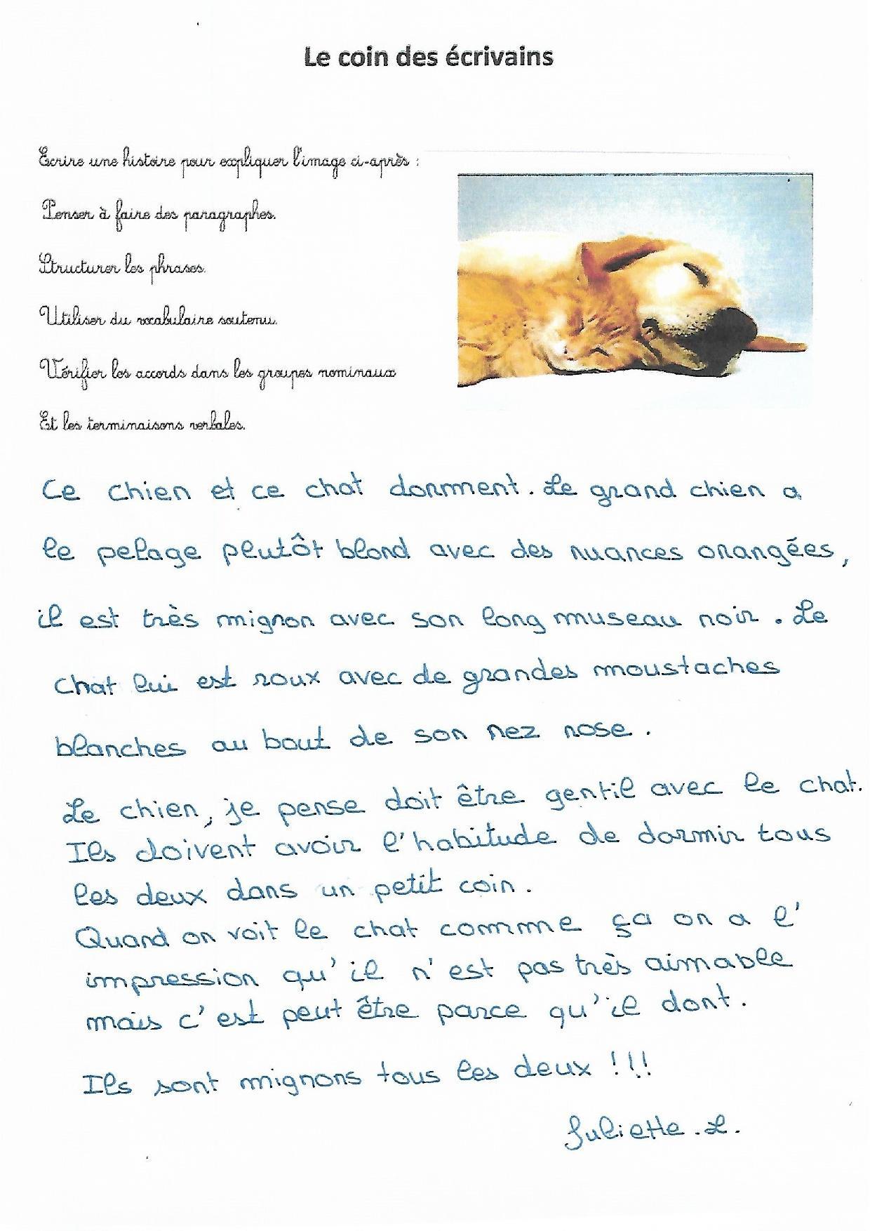 Le coin des écrivains Juliette-page-001